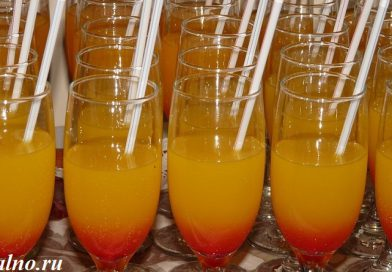 Приготовление ягодных соков
