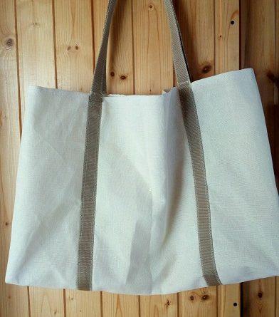 Полотняная сумка